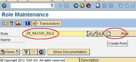 Master-Derived Roles concept in SAP