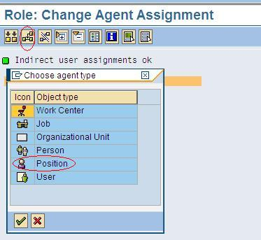 Change Agent Assignment
